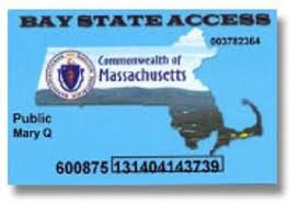 Some MA residents still have the traditional blue EBT card if on SNAP before December 2013.These EBT cards remain valid.
