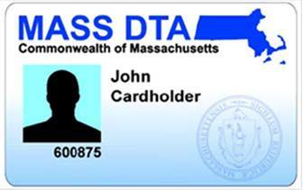 Image Of EBT Card